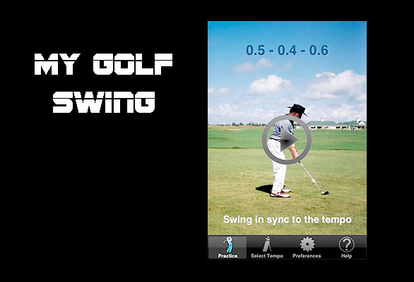 My Golf Swing iPhone App Review
