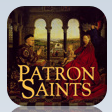 Patron Saints and Candles – $1.99 – Reference