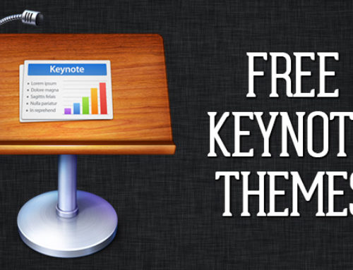 Free Keynote Templates/Themes