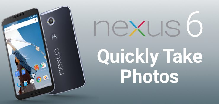 how to take a screenshot with a nexus 6