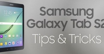 Samsung Galaxy Tab S2 Tips & Tricks Roundup
