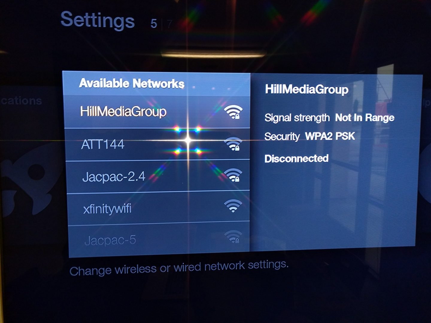 Amazon Fire TV Network Not In Range Wifi Issue