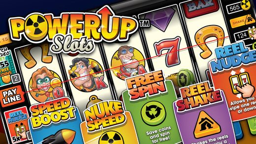 PowerUP Slots for iPhone and iPad