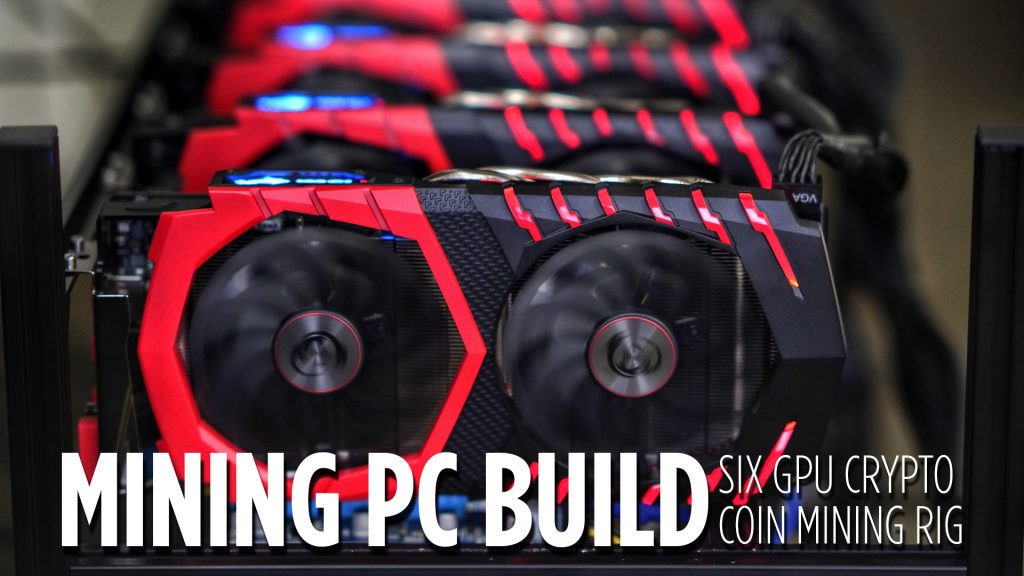 Building an AMD RX 580 Ethereum Mining Rig