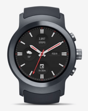 LG Watch Sport Wear OS Smartwatch