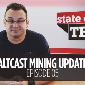 Altcast Cryptocurrency Mining Update Episode #5