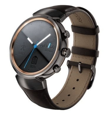 Asus Zenwatch 3 Wear OS Smartwatch