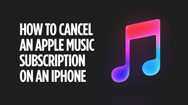 How To Cancel An Apple Music Subscription on an iPhone