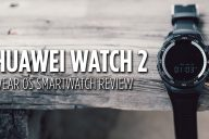 Huawei Watch 2 Wear OS Smartwatch Review
