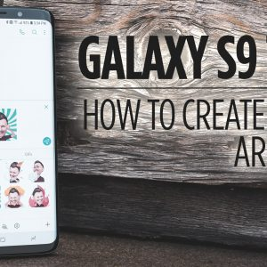 Samsung Galaxy S9 Tips - How to Setup & Use AR Emoji
