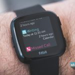 Fitbit Versa Notifications