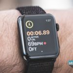 Apple Watch 3 Run Tracking
