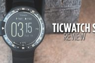 Ticwatch S Review - Wear OS by Google
