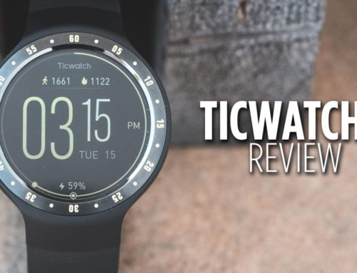Ticwatch S Review – Wear OS by Google