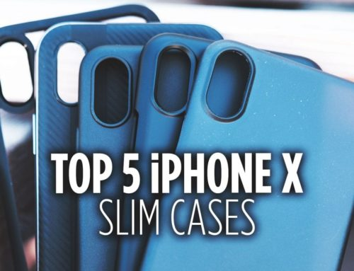 Top 5 Slim iPhone X Cases