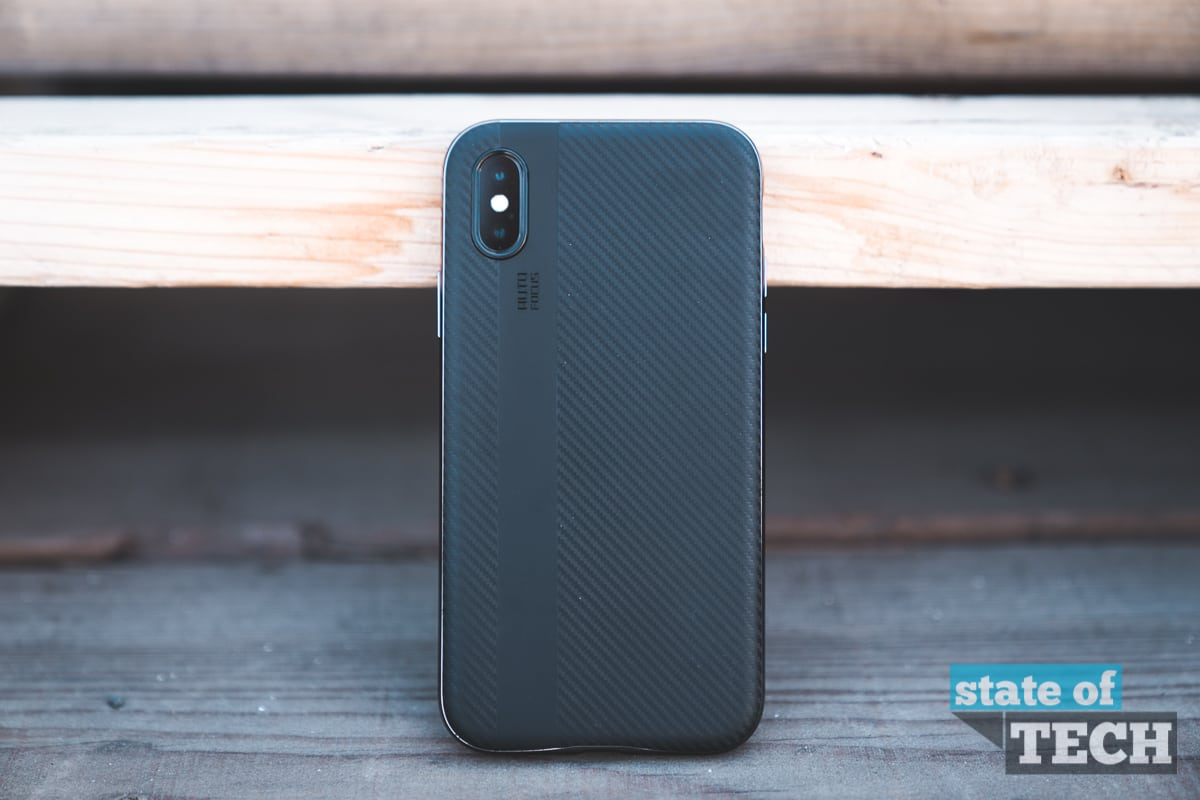 NataX Slim iPhone X Case
