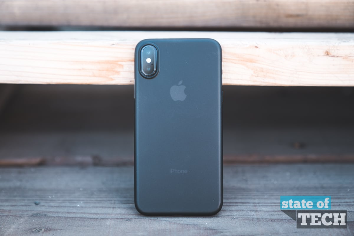 Tozo Ultra Thin iPhone X Case