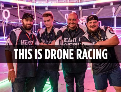 This is FPV Drone Racing! – California Drone Speed Challenge 2018