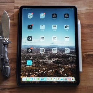 iPad Pro 11 Inch Space Gray Unboxing & Setup