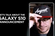 Samsung Galaxy S10 S10+ S10E Announcement Podcast