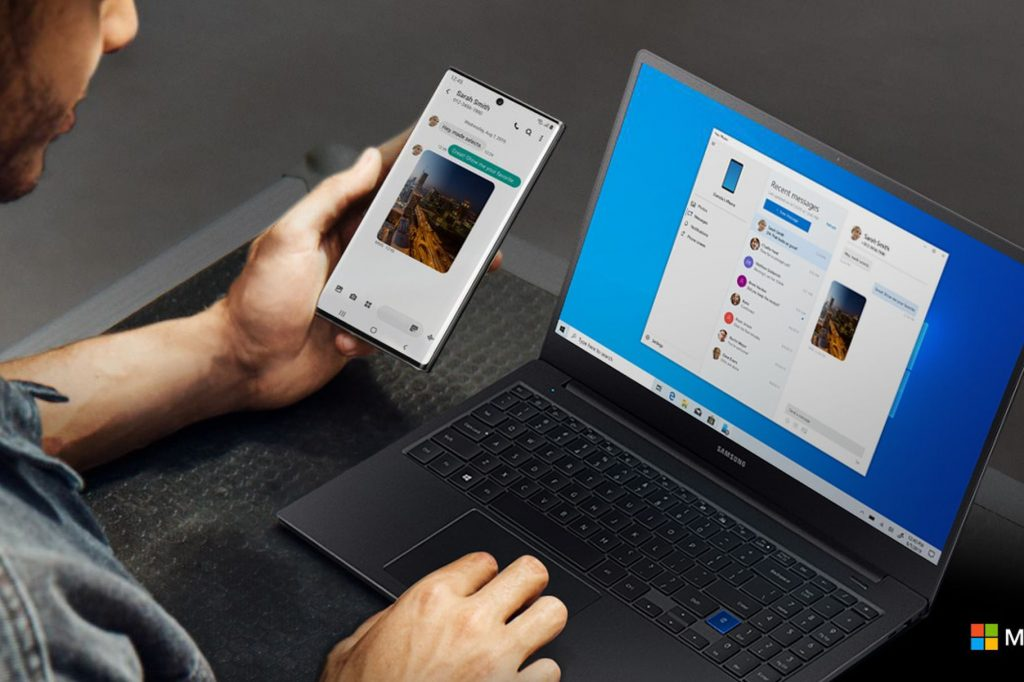 Your Phone App Note 10 Windows 10