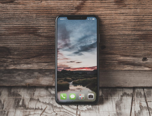 Make Your First Home Screen Blank iOS 12 iPhone & iPad