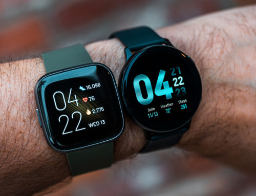 Galaxy Watch Active 2 vs Fitbit Versa 2