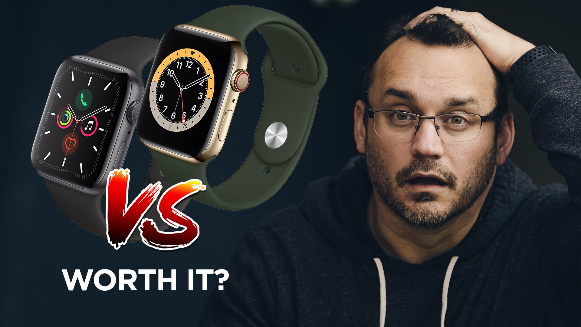 Apple Watch 6 vs 5